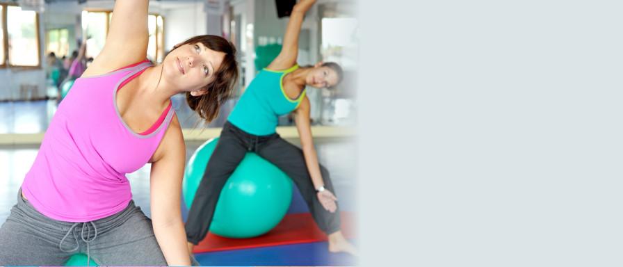 Bewegung-Physiotherapie